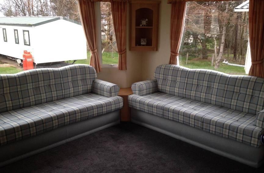 caravan sofas