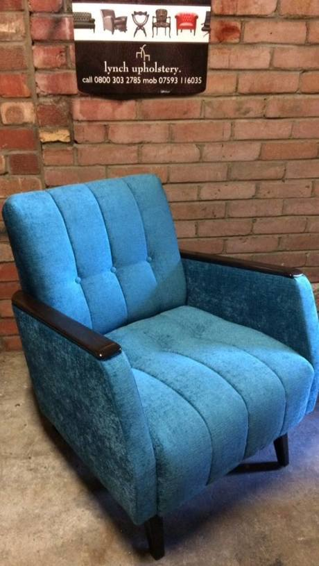 TEal 50s chair