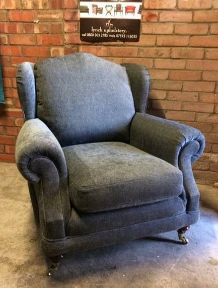 Thomas Lloyd arm chair