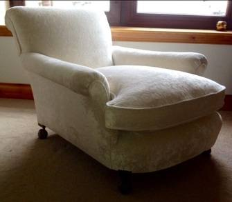 antique armchair.1