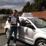Liam Campbell Driving Test Pass