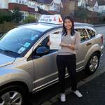 Lois Driving Test Pass - Hither Green