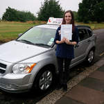 Tessa Driving Test Pass Hither Green TC