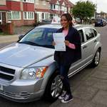 Gianna Driving Test Pass - Sidcup Test Centre