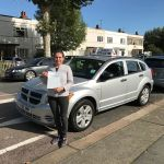 Elena Driving Test Pass 2017