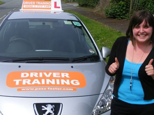 automatic driving instructor telford shropshire