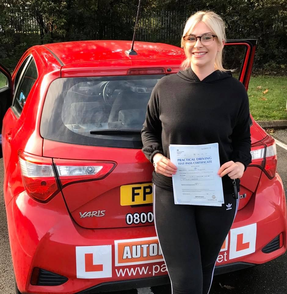 driving instructor telford