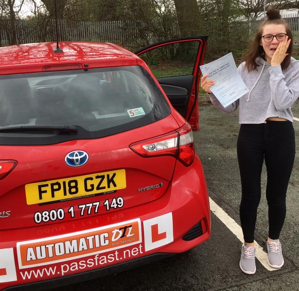 intensive driving courses in shifnal shropshire