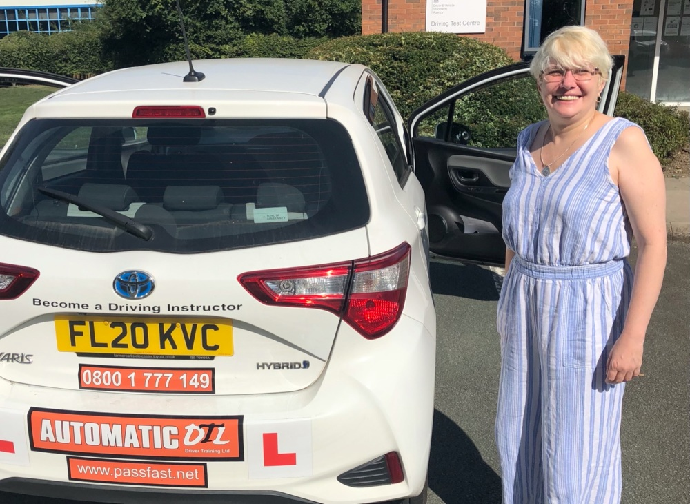 Learn to drive in Telford with Driver Training