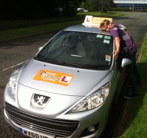 driving lessons telford shropshire
