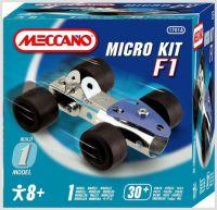Meccano Micro Kit F1 Car