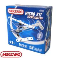 Meccano Micro Kit Helicopter