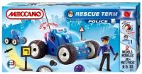 Meccano Police Rescue Team
