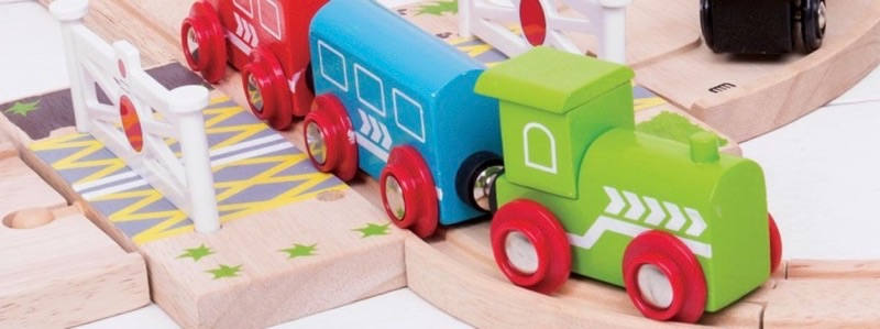 Wooden Railways Direct