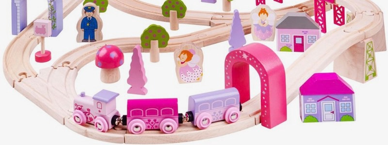 Wooden Railways Fairy Set