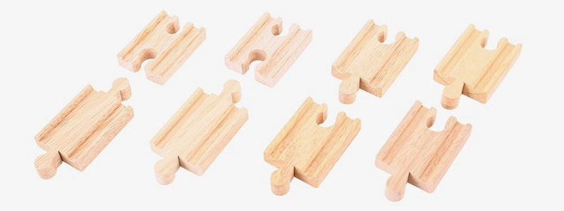 Mini Track from Wooden Railways Direct