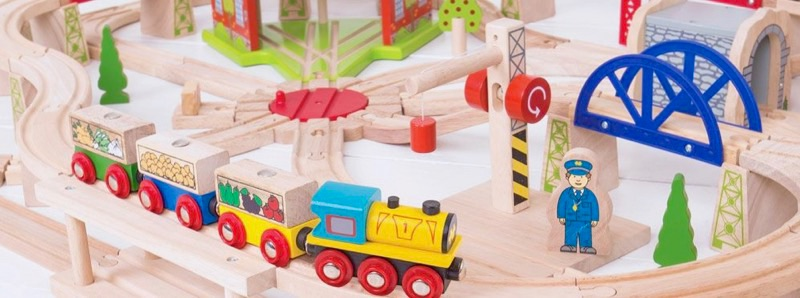 Wooden Railways Direct Train Sets