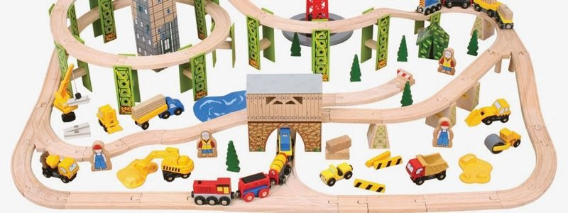 Wooden Railways Train Set
