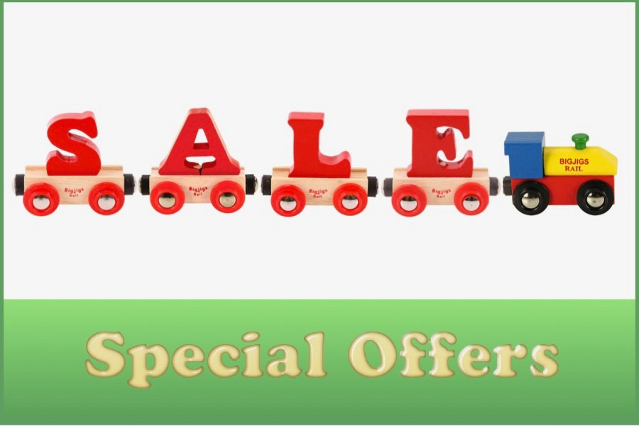 Wooden Railways Special Offers