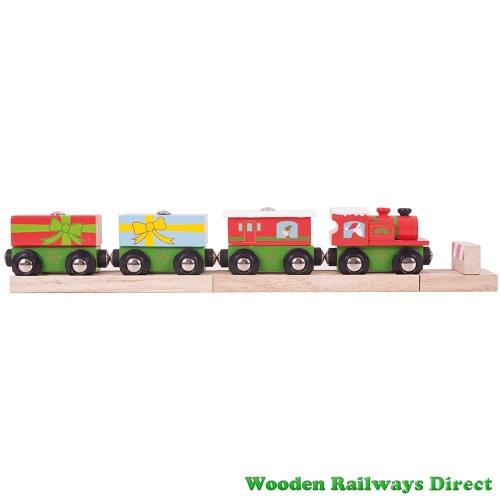 Bigjigs Railway Christmas Train