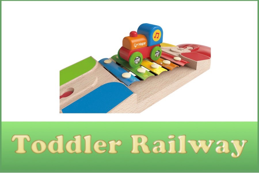 Wooden Railways Toddler Range