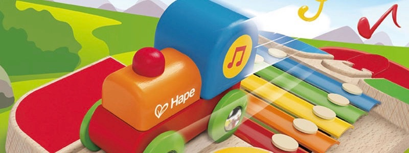 Wooden Railways Direct Hape Toddler Range