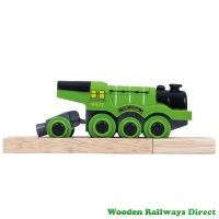 Bigjigs Railway Flying Scotsman Battery Operated Engine