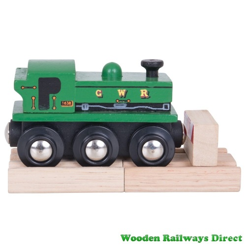 Bigjigs Wooden Railway Kent and East Sussex GWR