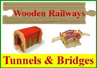 Wooden Railway Tunnels & Bridges