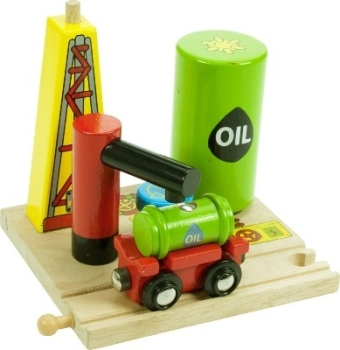 Bigjigs Oil Well