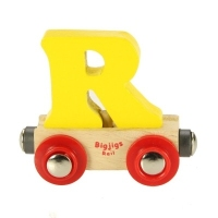 Bigjigs Rail Name Letter R