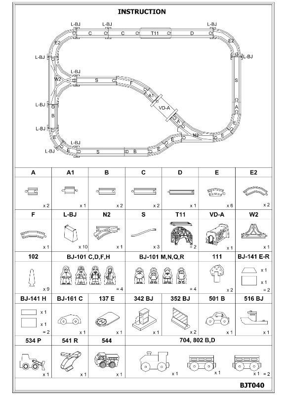 Table_trainset only
