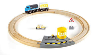 Brio Freight Circle Set