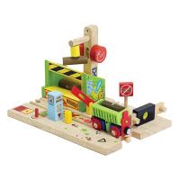 Bigjigs Railway Tom's Timber Yard