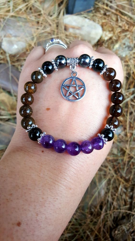 Witches Protection Bracelet