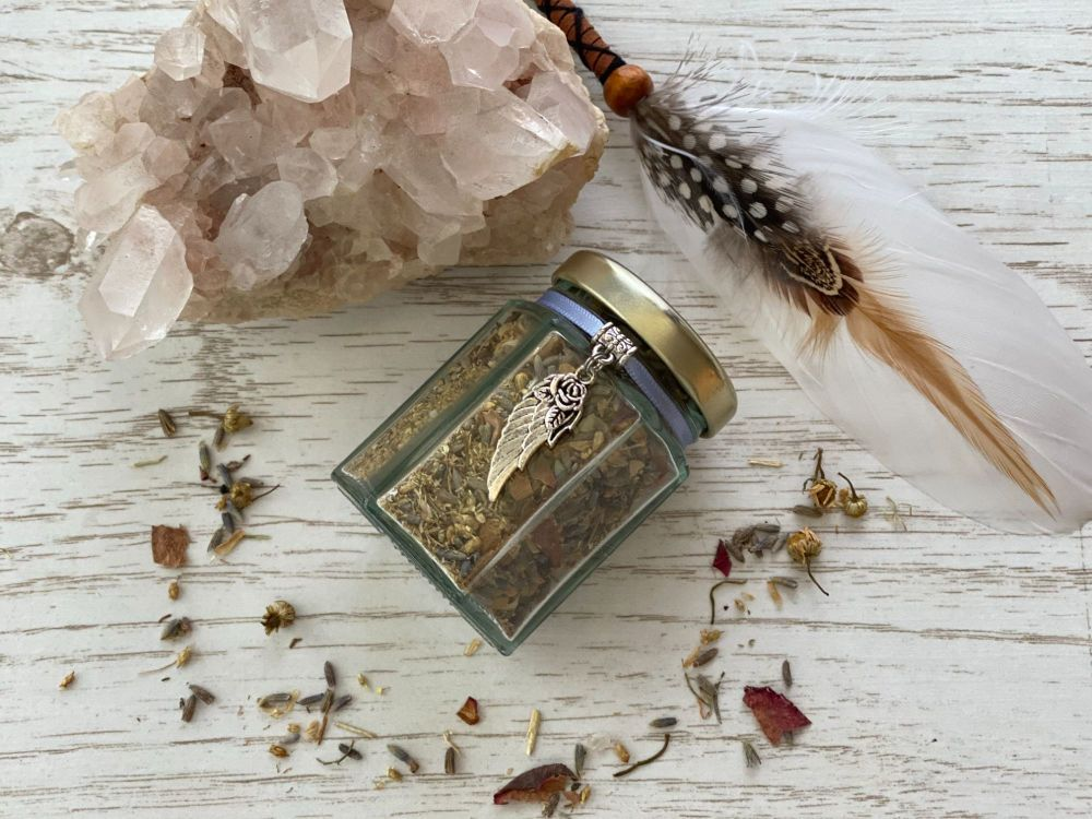 Health & Healing Witches Jar