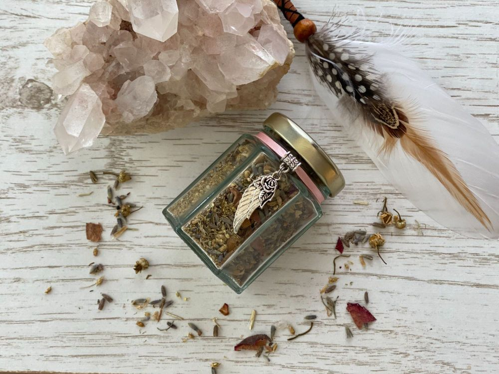 Self Love & Confidence Witches Jar