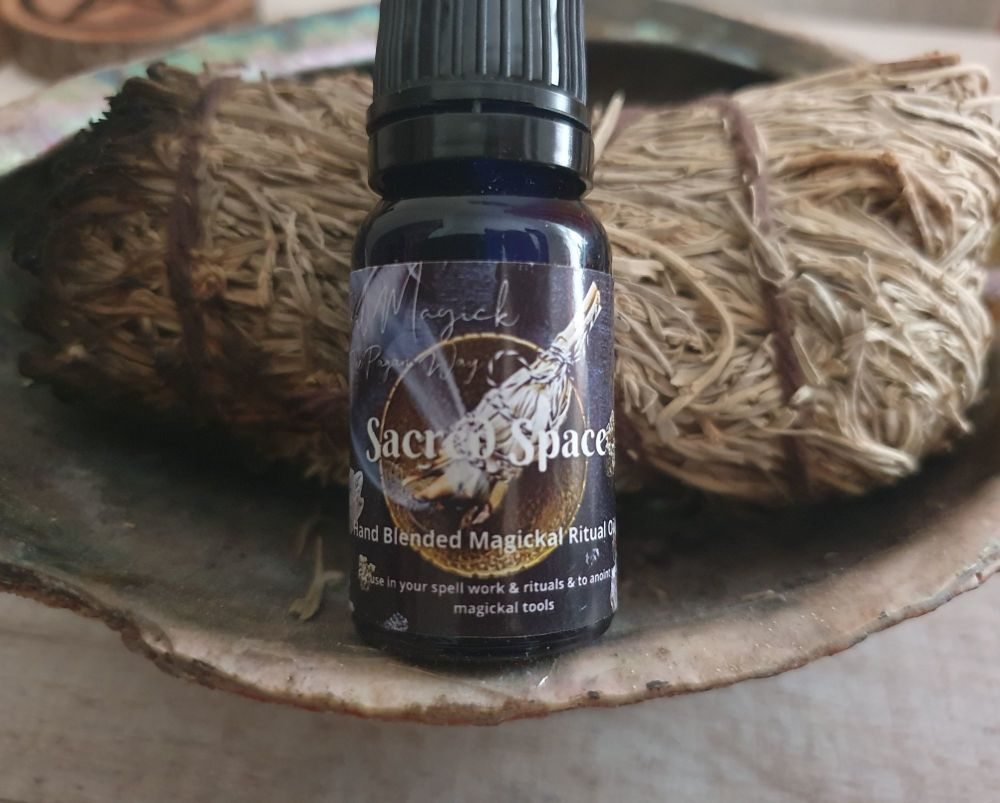 Sacred Space Ritual Oil