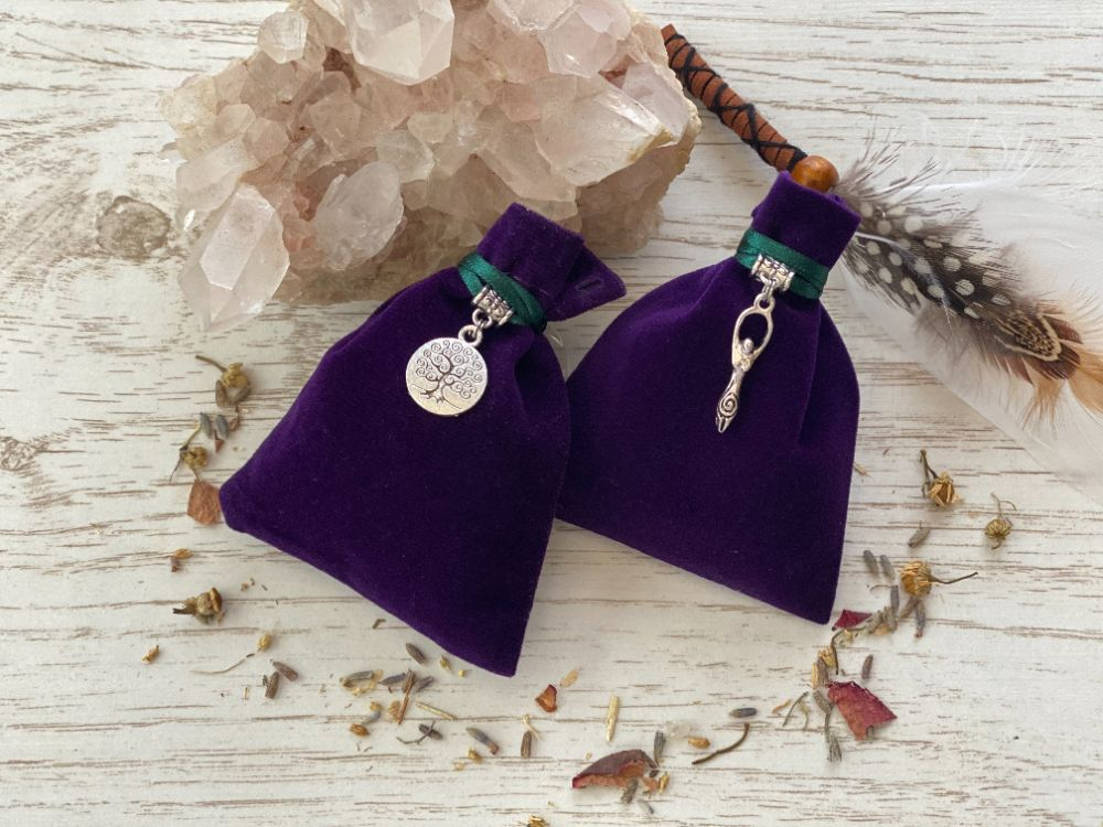 Herbal Spell Charms