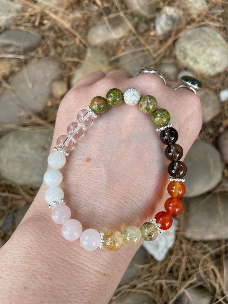 Brighid Fertility Bracelet - Without Charms
