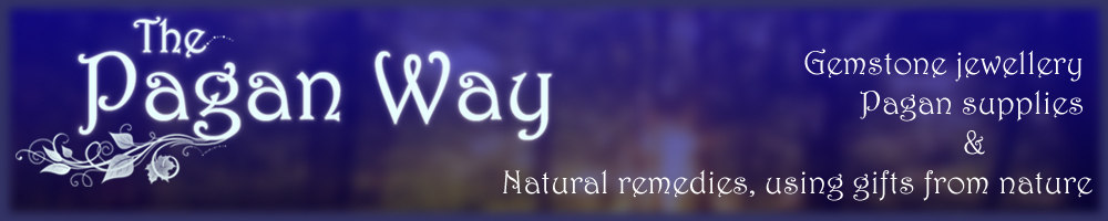 The Pagan Way, site logo.