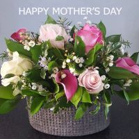 MOTHER'S DAY FLOWER THERAPY WORKSHOP