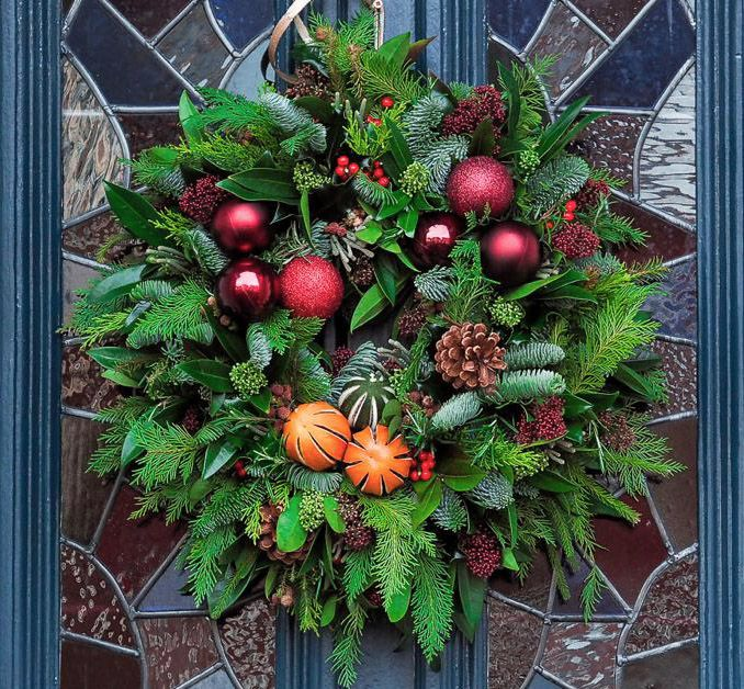 Bespoke Christmas Wreath-Making Workshop