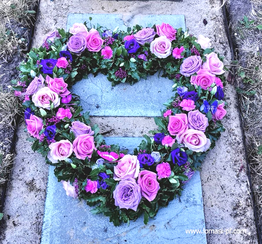 Lilac Roses and Rosemary