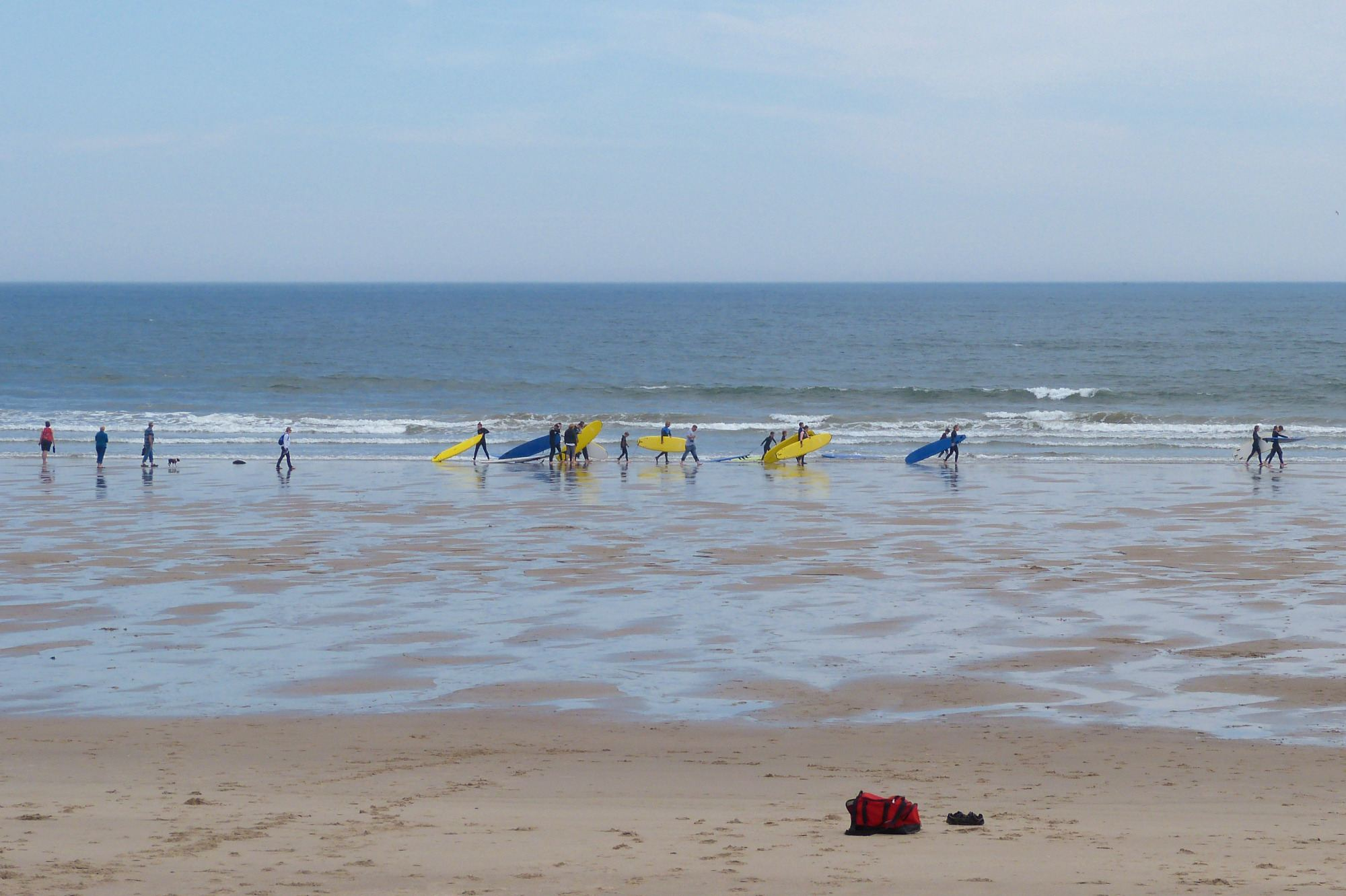 surfers warkworth beach