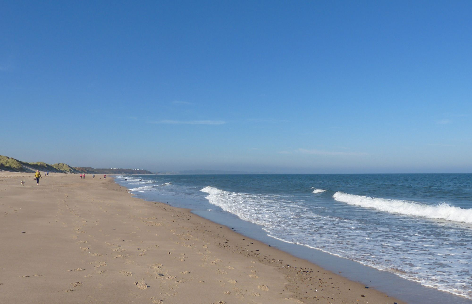 29092015 warkworth beach looking north