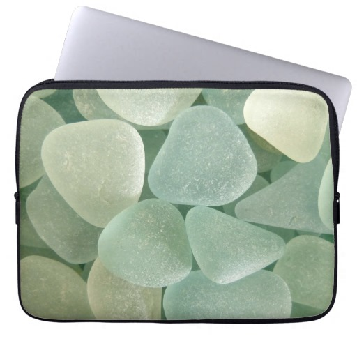 aqua_sea_glass_laptop_computer_sleeves-r112d887cceee4142baf97dbf5d492cbe_ar