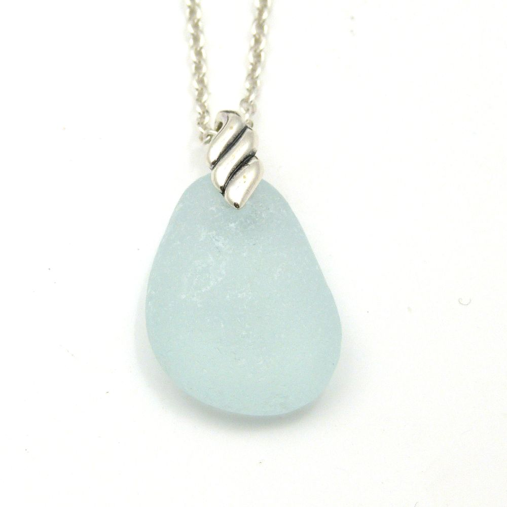 Sea Glass Jewellery The Strandline Sea Glass And Silver