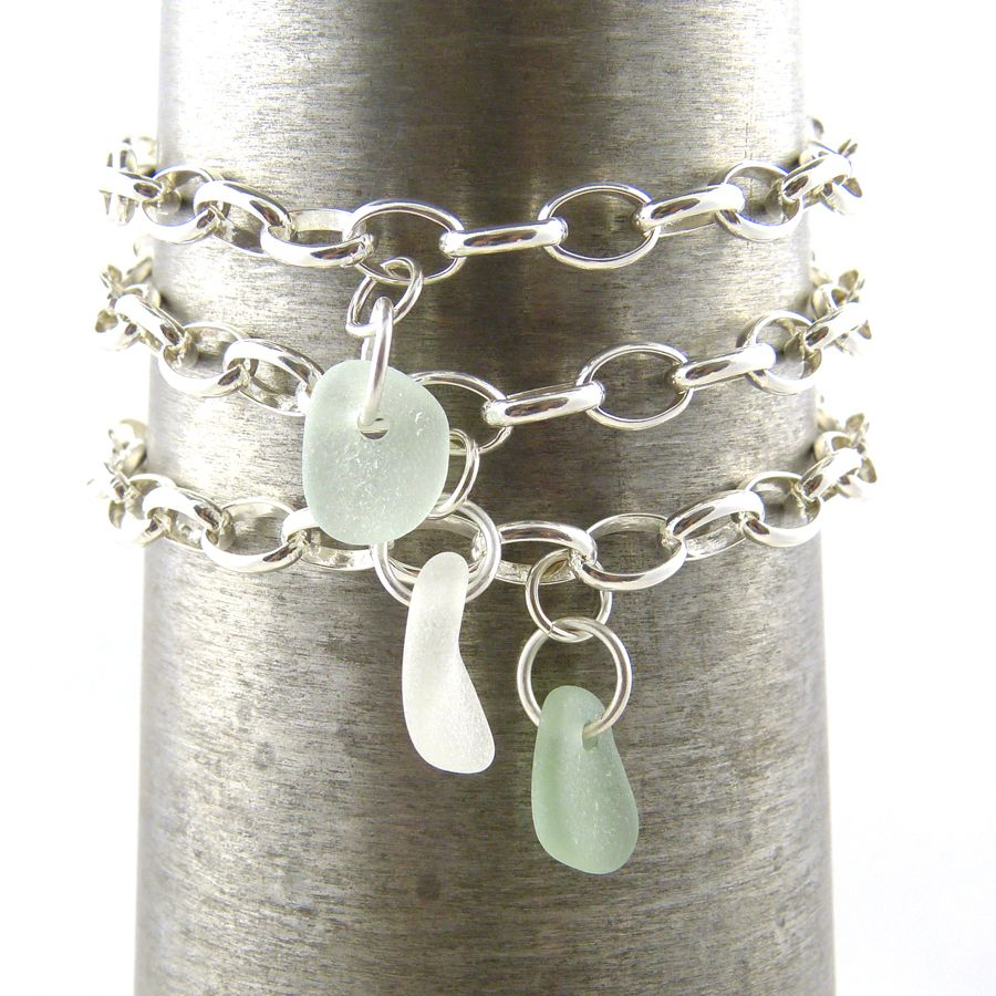 sea glass gems belcher bracelets (2) copy
