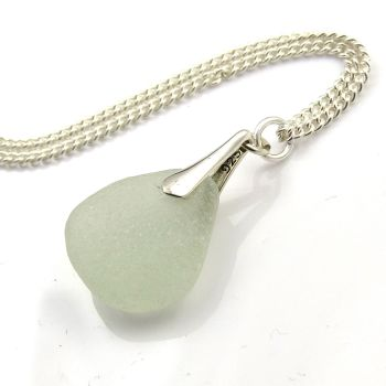 Seaspray Sea Glass Necklace ALINA